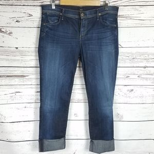 Citezens of Humanity dani cropped jeans